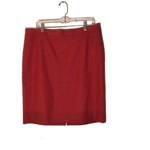 The Pencil Skirt | J. Crew
